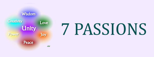 7 Passions Unified Field Theory